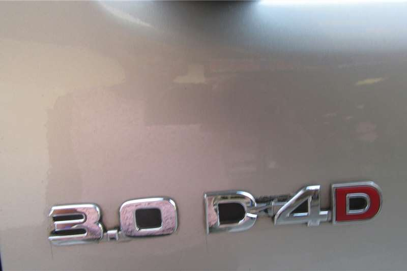 Toyota Hilux double cab 3.0 D4D Legend 45 2012