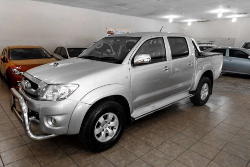 Toyota Hilux Double Cab 3.0 Raider 2011