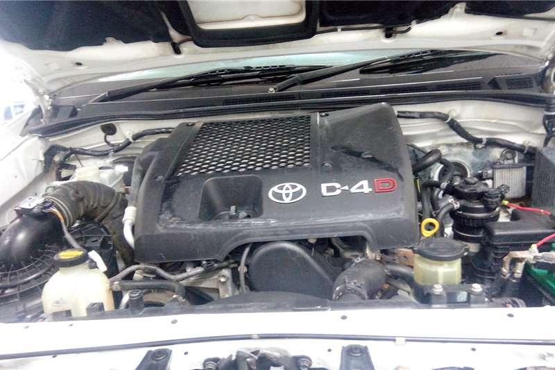 Toyota Hilux Double Cab 3.0D4D 2014