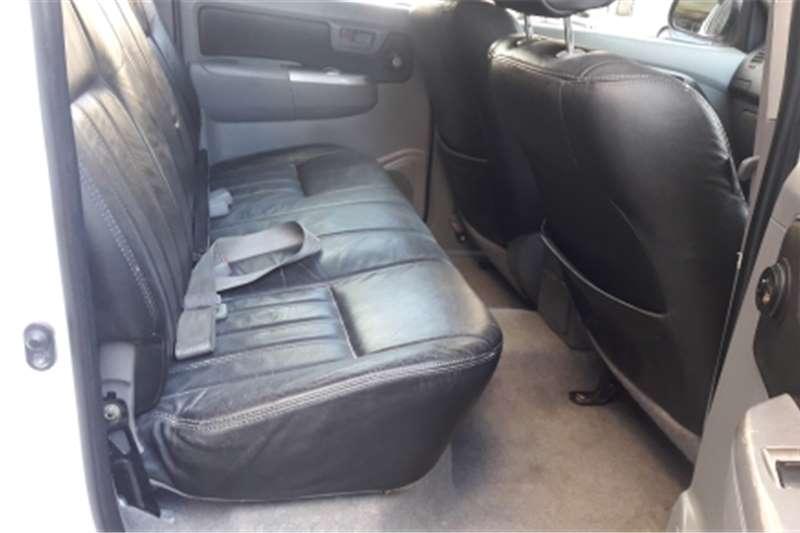 Toyota Hilux Double Cab 3.0D4D 4x4 2011