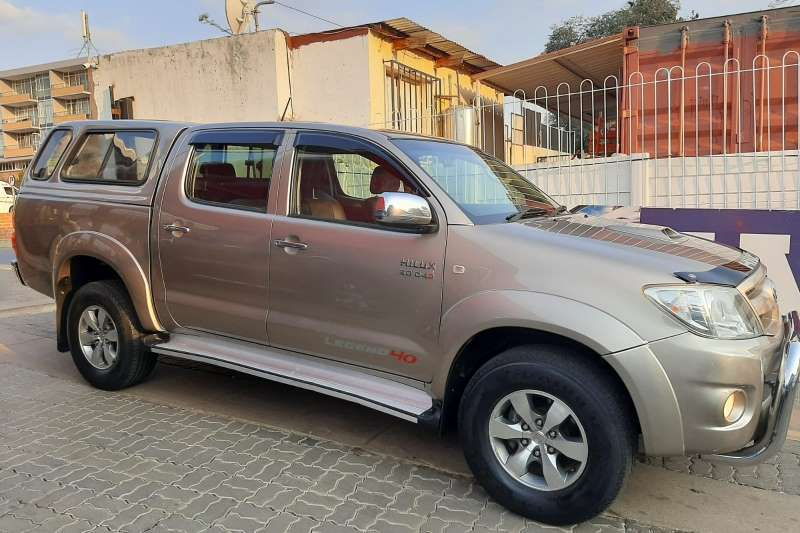 Used 2009 Toyota Hilux Double Cab