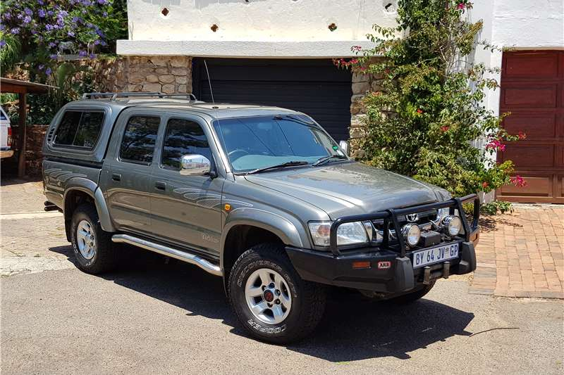 Toyota Hilux Double Cab For Sale In Gauteng Auto Mart