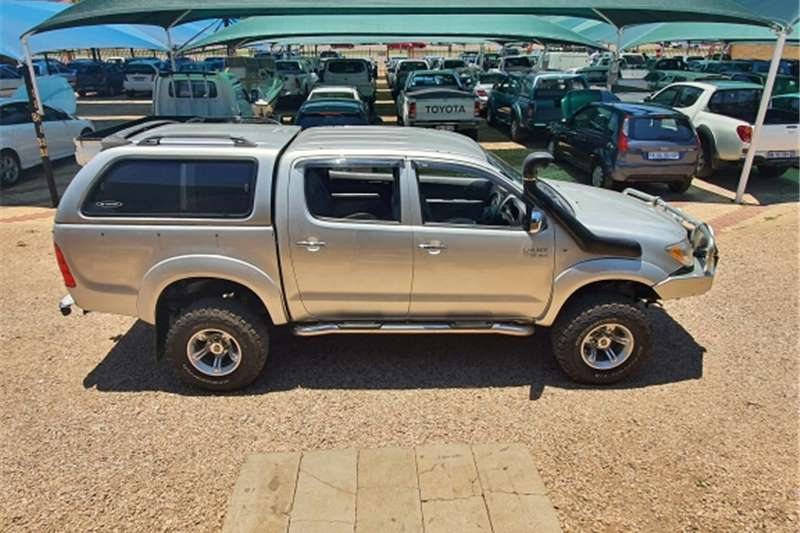 2005 Toyota Hilux double cab