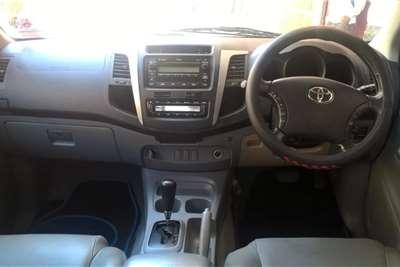 Toyota Hilux Double Cab D40 3.0 AUTO 2011