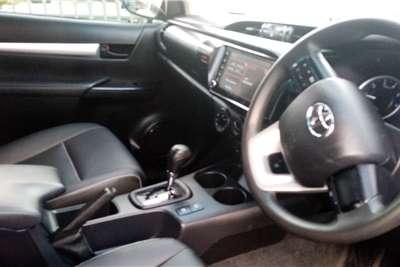 Toyota Hilux Double Cab HILUX 2.4 GD 6 RAIDER 4X4 A/T P/U D/C 2019