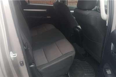 Used 2020 Toyota Hilux Double Cab HILUX 2.4 GD 6 RAIDER 4X4 A/T P/U D/C