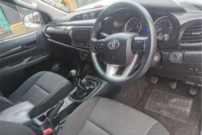 Toyota Hilux Double Cab HILUX 2.4 GD 6 RAIDER 4X4 P/U D/C 2014