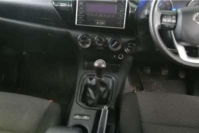 Used 2016 Toyota Hilux Double Cab HILUX 2.4 GD 6 RAIDER 4X4 P/U D/C