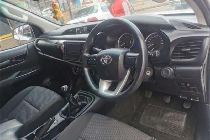 2016 Toyota Hilux double cab HILUX 2.4 GD-6 RAIDER 4X4 P/U D/C