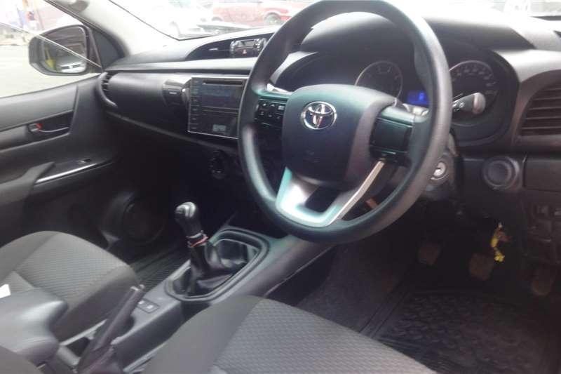 Toyota Hilux Double Cab HILUX 2.4 GD 6 RAIDER 4X4 P/U D/C 2017