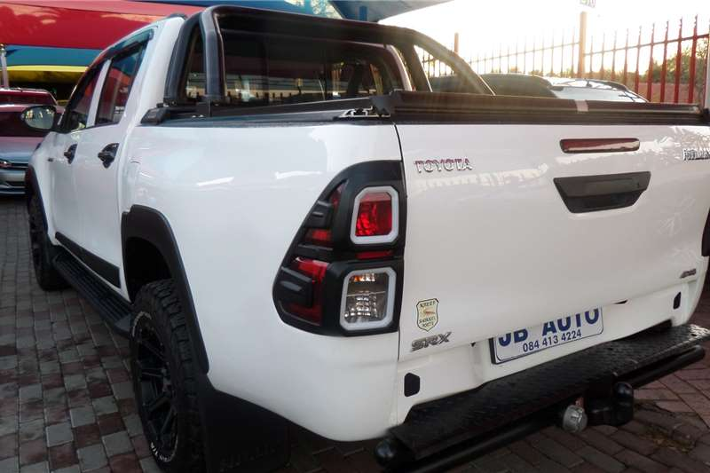 Used 2017 Toyota Hilux Double Cab HILUX 2.4 GD 6 RAIDER 4X4 P/U D/C