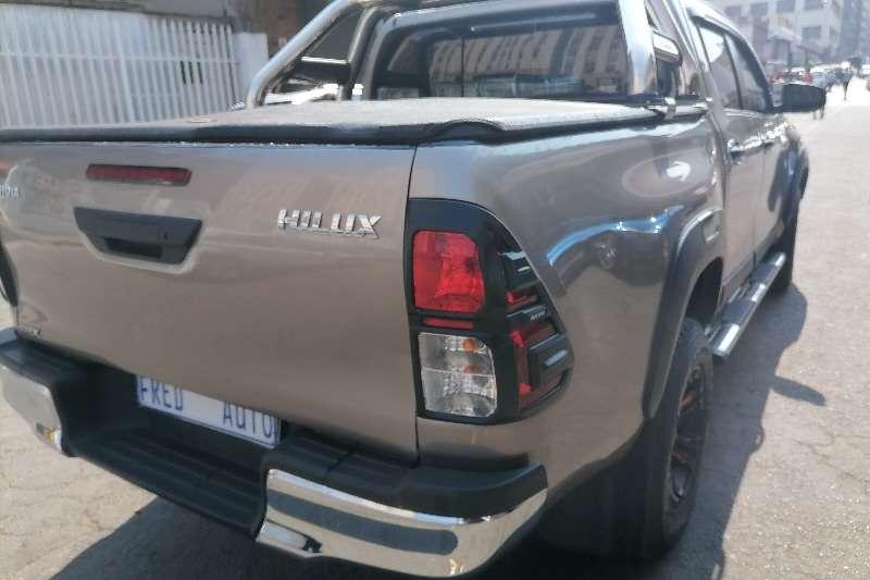 Used 2018 Toyota Hilux Double Cab HILUX 2.4 GD 6 RAIDER 4X4 P/U D/C