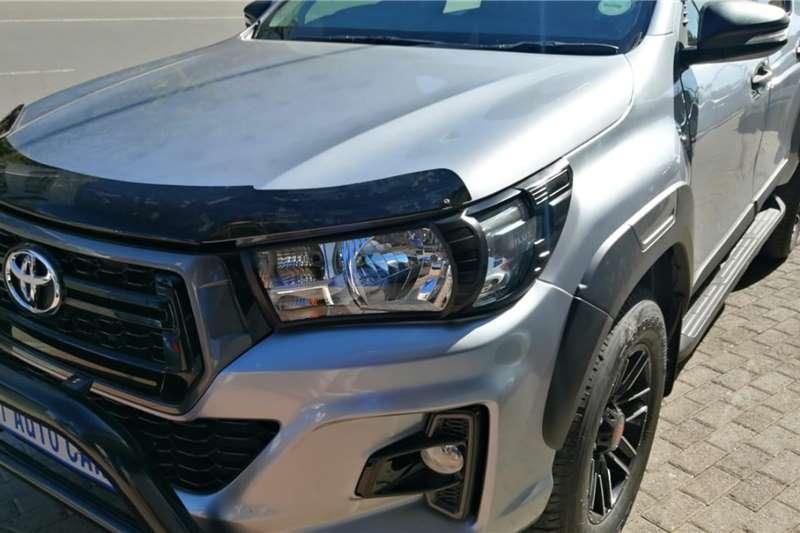 Used 2019 Toyota Hilux Double Cab HILUX 2.4 GD 6 RAIDER 4X4 P/U D/C