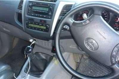 Toyota Hilux Double Cab HILUX 2.4 GD 6 RB RAIDER A/T P/U D/C 2007