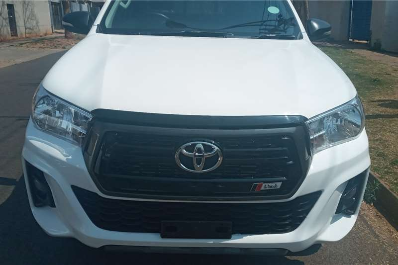 Used 2019 Toyota Hilux Double Cab HILUX 2.4 GD 6 RB RAIDER A/T P/U D/C