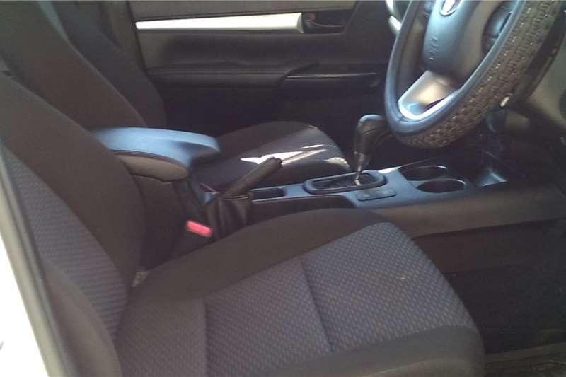 Used 2020 Toyota Hilux Double Cab HILUX 2.4 GD 6 RB RAIDER A/T P/U D/C