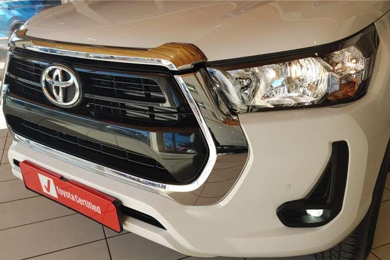 Used 2021 Toyota Hilux Double Cab HILUX 2.4 GD 6 RB RAIDER A/T P/U D/C