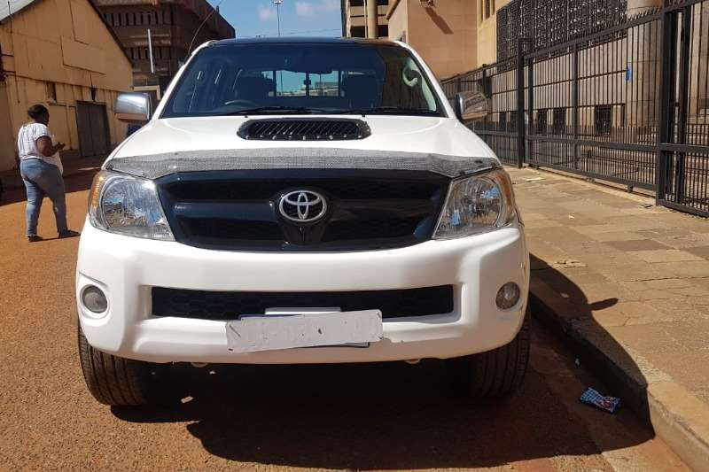 Used 2008 Toyota Hilux Double Cab HILUX 2.4 GD 6 RB RAIDER P/U D/C