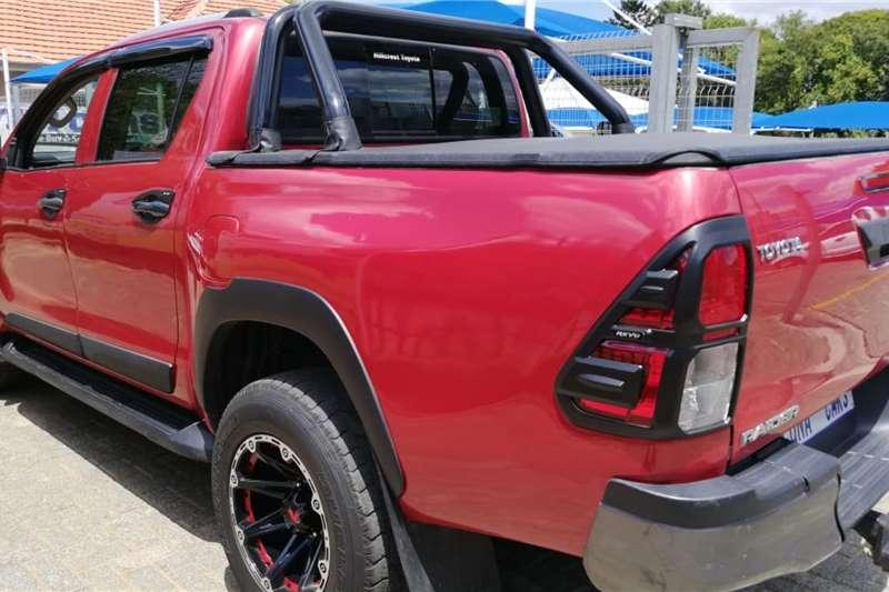 Toyota Hilux Double Cab HILUX 2.4 GD 6 RB RAIDER P/U D/C 2017