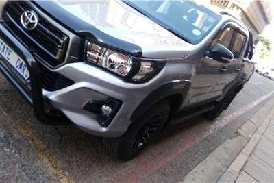Used 2019 Toyota Hilux Double Cab HILUX 2.4 GD 6 RB RAIDER P/U D/C
