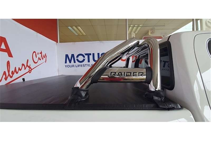 Toyota Hilux double cab HILUX 2.4 GD-6 RB RAIDER P/U D/C 2020