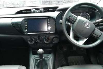 Used 2020 Toyota Hilux Double Cab HILUX 2.4 GD 6 RB RAIDER P/U D/C