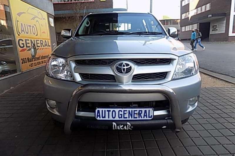 Toyota Hilux Double Cab HILUX 2.4 GD 6 RB S P/U D/C 2008