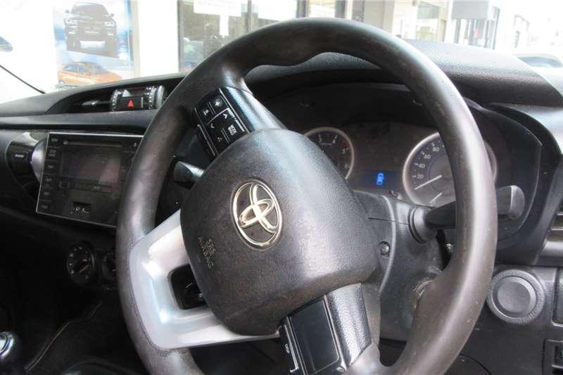 Toyota Hilux Double Cab HILUX 2.4 GD 6 RB S P/U D/C 2016
