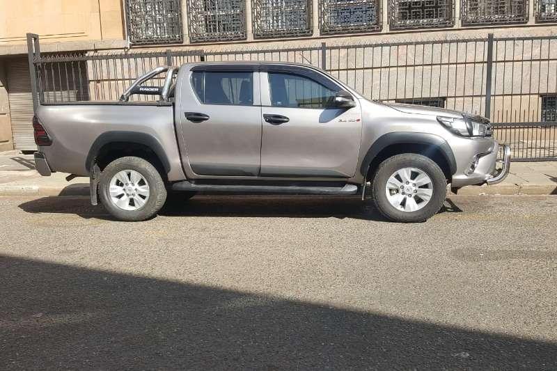 Used 2017 Toyota Hilux Double Cab HILUX 2.4 GD 6 RB S P/U D/C