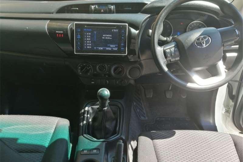 Toyota Hilux Double Cab HILUX 2.4 GD 6 RB S P/U D/C 2019