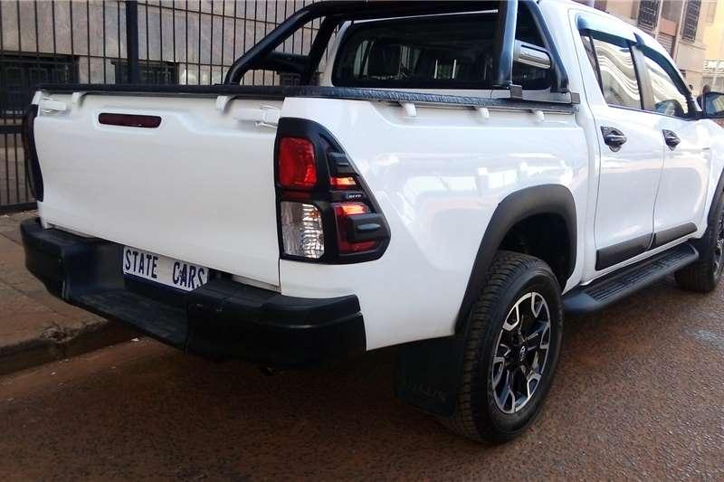 2019 Toyota Hilux double cab HILUX 2.4 GD-6 RB S P/U D/C
