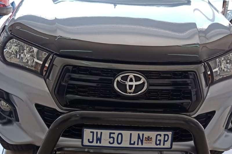 Used 2019 Toyota Hilux Double Cab HILUX 2.4 GD 6 RB S P/U D/C