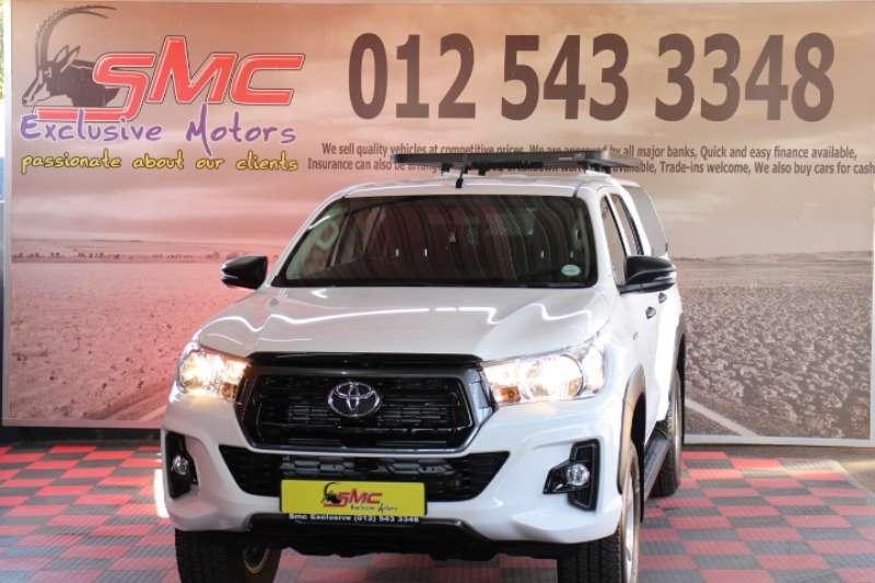 Toyota Hilux Double Cab HILUX 2.4 GD 6 RB SRX A/T P/U D/C 2019