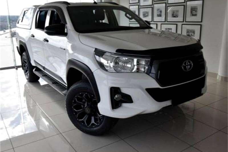 Toyota Hilux double cab HILUX 2.4 GD-6 RB SRX A/T P/U D/C 2019