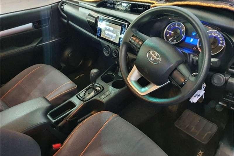 Used 2019 Toyota Hilux Double Cab HILUX 2.4 GD 6 RB SRX A/T P/U D/C