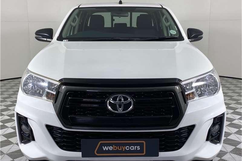 2019 Toyota Hilux double cab HILUX 2.4 GD-6 RB SRX A/T P/U D/C