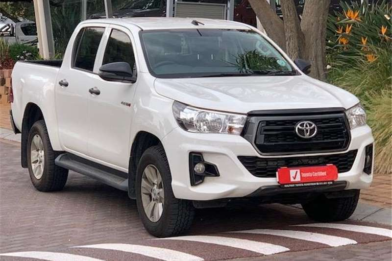 Toyota Hilux Double Cab HILUX 2.4 GD 6 RB SRX A/T P/U D/C 2020