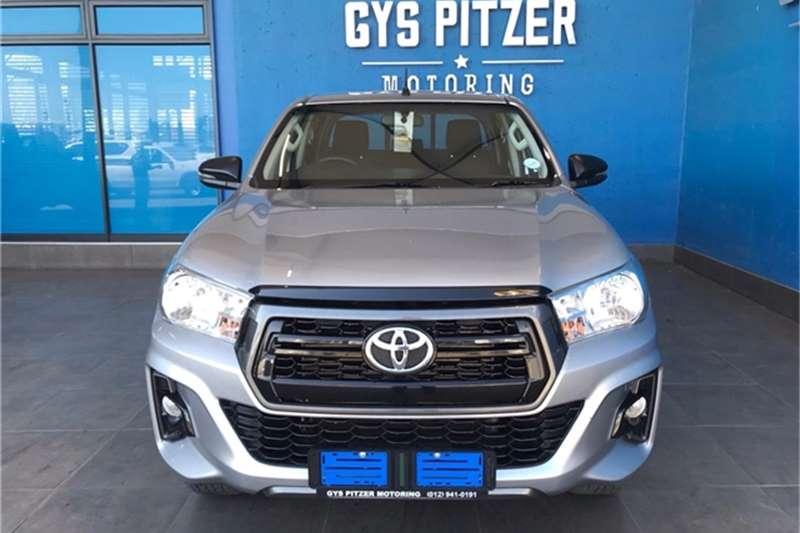 Used 2020 Toyota Hilux Double Cab HILUX 2.4 GD 6 RB SRX A/T P/U D/C