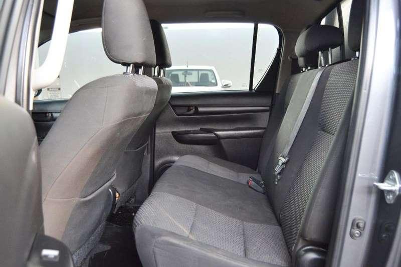 2016 Toyota Hilux double cab HILUX 2.4 GD-6 RB SRX P/U D/C