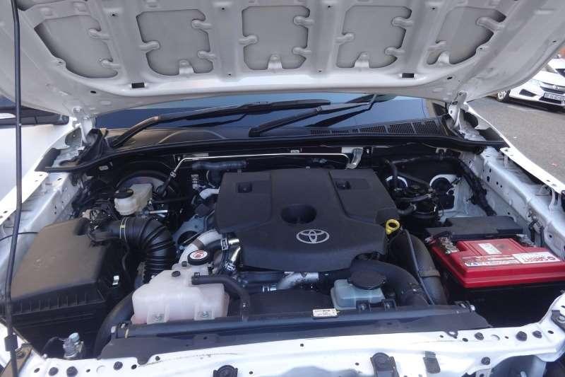 Toyota Hilux Double Cab HILUX 2.4 GD 6 RB SRX P/U D/C 2017