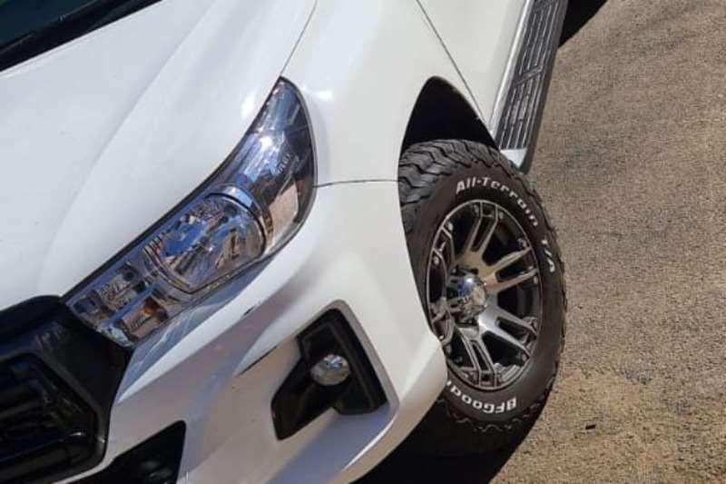 Used 2017 Toyota Hilux Double Cab HILUX 2.4 GD 6 RB SRX P/U D/C