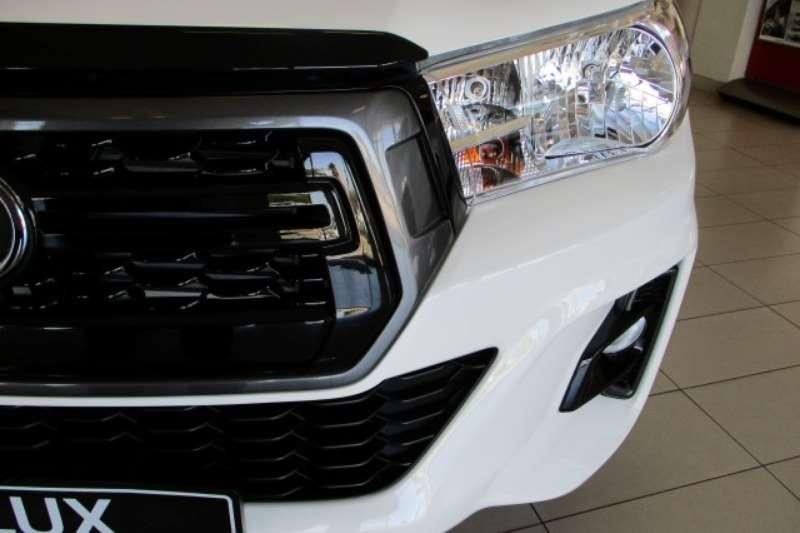 Toyota Hilux double cab HILUX 2.4 GD-6 RB SRX P/U D/C 2019