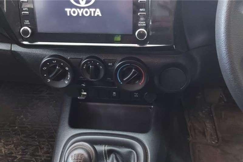 Toyota Hilux Double Cab HILUX 2.4 GD 6 RB SRX P/U D/C 2020