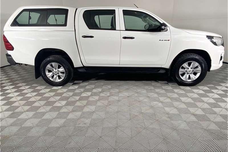 2020 Toyota Hilux double cab HILUX 2.4 GD-6 RB SRX P/U D/C