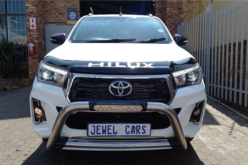 Used 2020 Toyota Hilux Double Cab HILUX 2.4 GD 6 RB SRX P/U D/C