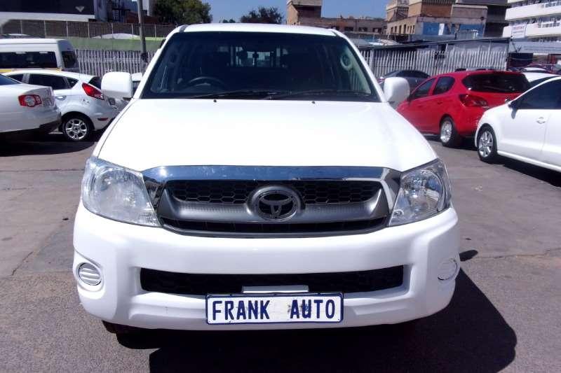 Toyota Hilux Double Cab HILUX 2.4 GD 6 SR 4X4 P/U D/C 2008