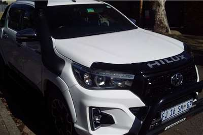 Used 2016 Toyota Hilux Double Cab HILUX 2.4 GD 6 SR 4X4 P/U D/C