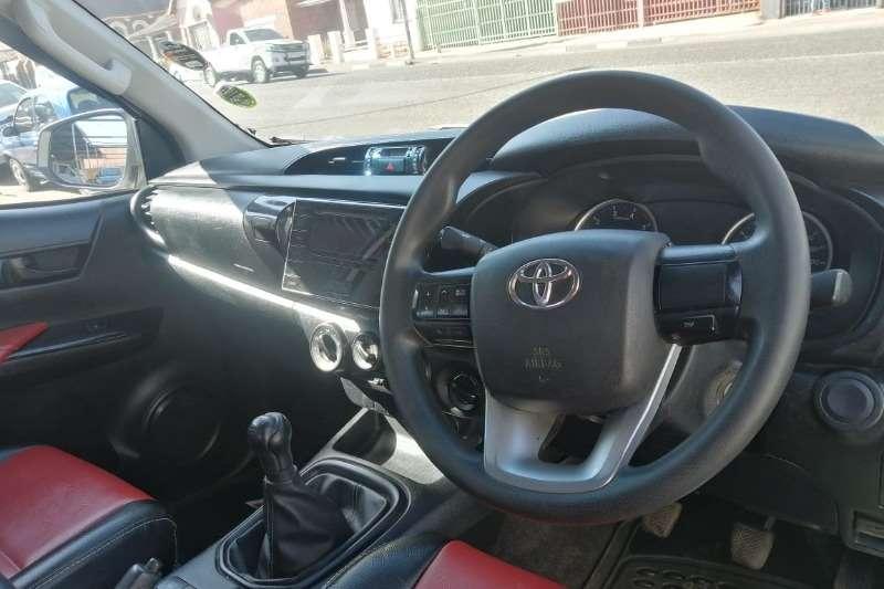 Used 2017 Toyota Hilux Double Cab HILUX 2.4 GD 6 SR 4X4 P/U D/C