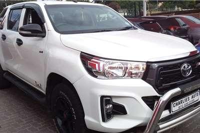 Toyota Hilux Double Cab HILUX 2.4 GD 6 SR 4X4 P/U D/C 2017