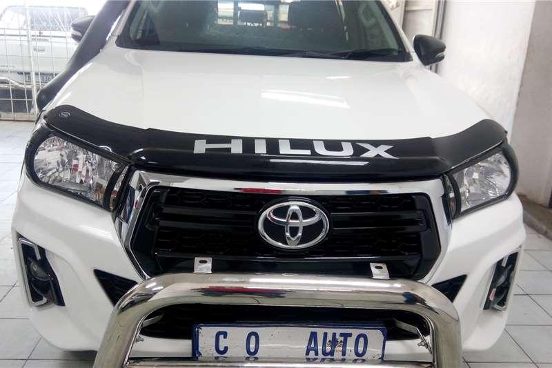 Toyota Hilux Double Cab HILUX 2.4 GD 6 SR 4X4 P/U D/C 2018